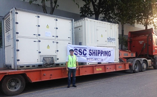 Has anybody heard of Cargo Express Company?